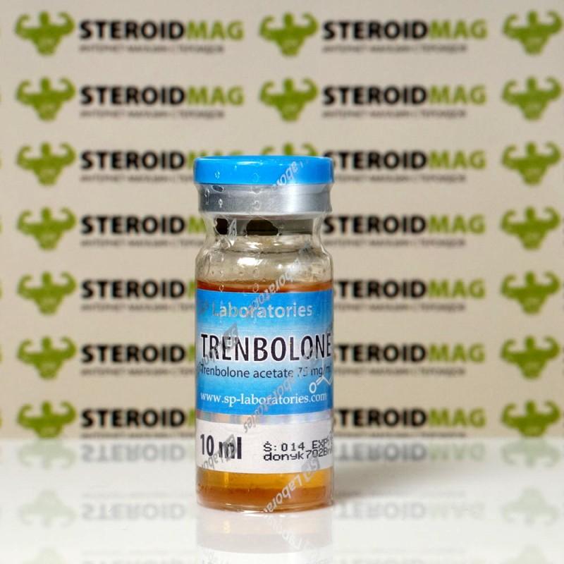 Тренболон Ацетат СП Лабс 75 мг - Trenbolone 75 SP Laboratories