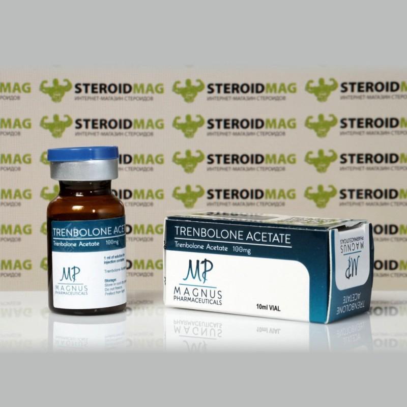 Тренболон Ацетат Магнус Фармасьютикалс 10 мл - Trenbolone Acetate Magnus Pharmaceuticals