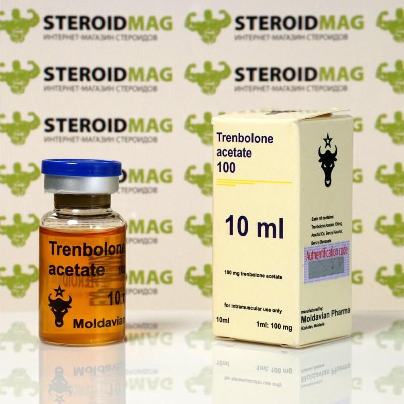 Тренболон Ацетат Молдавиан Фарма 10 мл - Trenbolone Acetate Moldavian Pharma