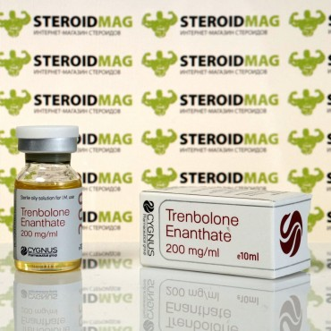 Тренболон Энантат Цигнус 10 мл - Trenbolone Enanthate CYGNUS pharmaceuticals group
