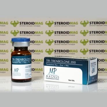 Три-Тренболон 200 Магнус Фармасьютикалс - Tri-trenbolone 200 Magnus Pharmaceuticals