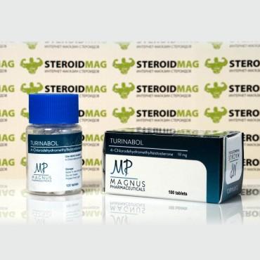 Туринабол Магнус Фармасьютикалс 10 мг - Turinabol Magnus Pharmaceuticals