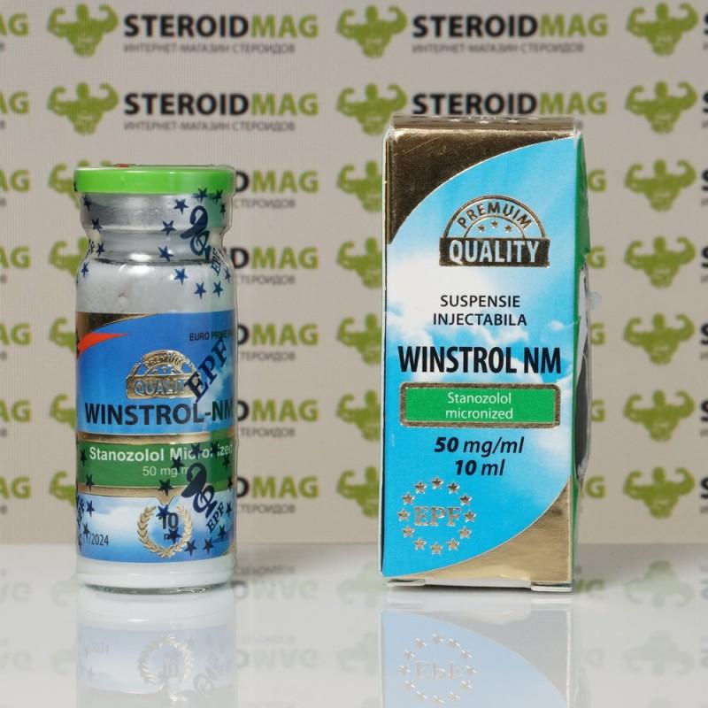 Винстрол Голден Драгон 10 мл - Winstrol Golden Dragon (Euro Prime Farmaceuticals)